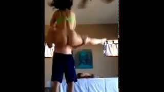 Hot couple give the best at home workouts!!!   Bodybuilding