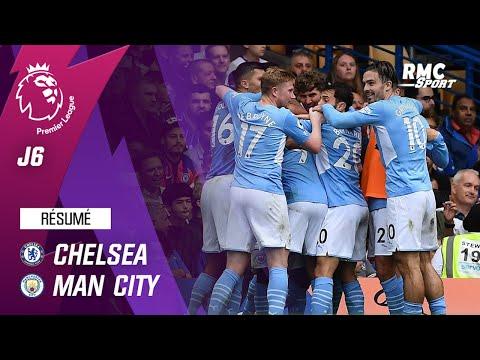 Résumé : Chelsea 0-1 Manchester City - Premier League (J6)