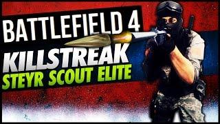 Battlefield 4 Sniper Killstreak: Scout Elite - Meine beste Bolt Sniper