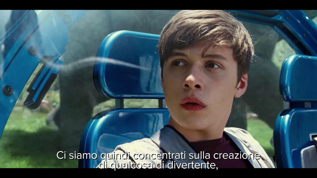 """Download JURASSIC WORLD - IL REGNO DISTRUTTO - Featurette """"I film della saga"""""""