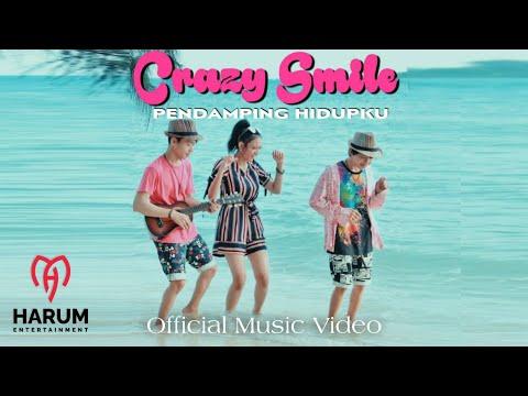 Crazy Smile Ft. Putri - Pendamping Hidupku (Official Music Video) ✅