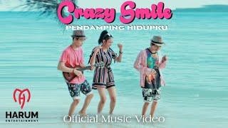 Crazy Smile ft. Putri - Pendamping Hidupku (Official Music Video)