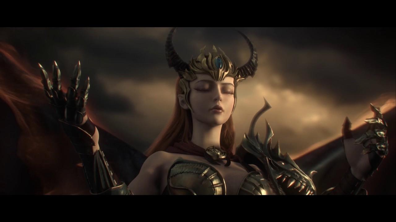 League of Angels III_Theresa:The Angel of Dragon