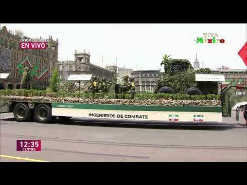 Entrega de la Condecoración Miguel Hidalgo 2020 (16/09/2020)