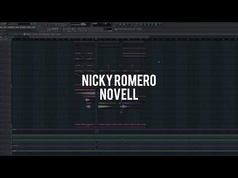 Nicky Romero - Novell (FL Studio Remake) [FREE FLP]