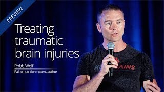 Treating traumatic brain injuries with a keto diet