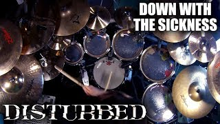 Disturbed Down With The Sickness DRUMS