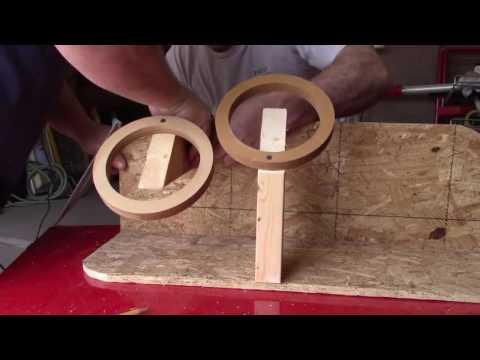 how to make fiberglass box for sound system