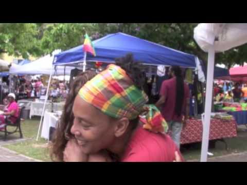 FOOD BEAT, feature U.S.V.I. Food Fair in St.Thomas.