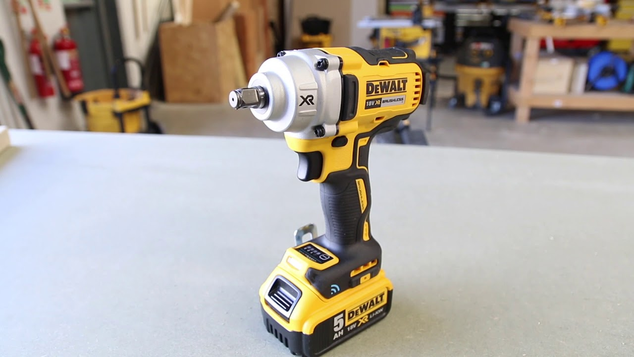 Dewalt DCF894 & DCF896 Impact Wrench High Torque - FIRST LOOK