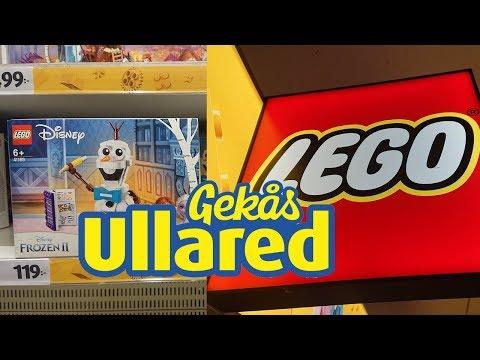 lego ninjago ullared