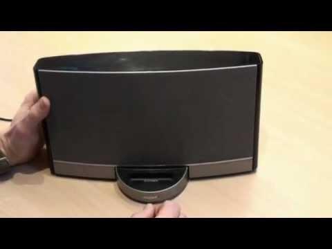 Bose SoundDock Portable Diagnostics