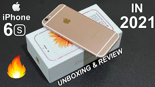 iPhone 6S Unboxing in 2021 🔥 Review | Buying iPhone 6S In 2021 Worth It | Hindi