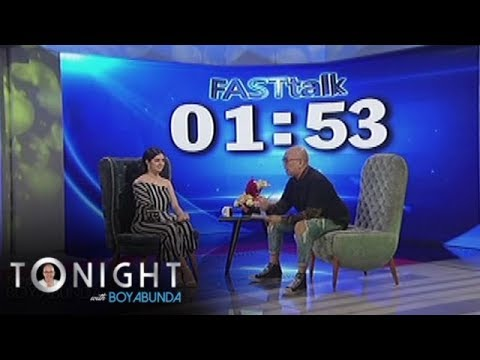 TWBA: Fast Talk with Sue Ramirez