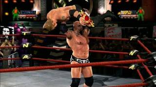 TNA Impact! Xbox 360 Gameplay - Tomko