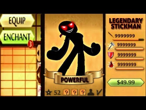 Shadow Fight 2 The Most Powerful Stickman
