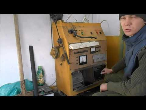 Мой стенд для проверки генераторов