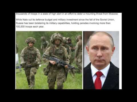 NATO ON HIGH ALERT! 300,000 Troops Prepare For Russian Invasion As Election Day Draws To A Close!