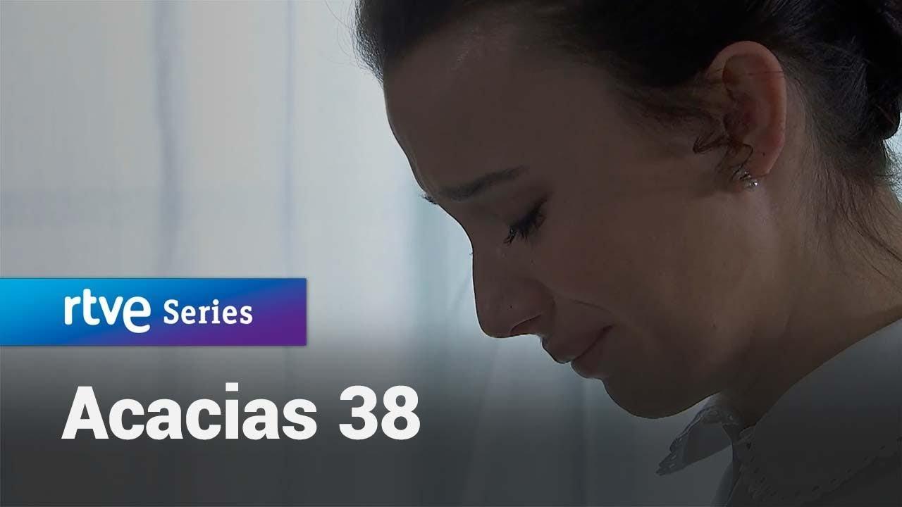Acacias 38: Camino lee la carta de Maite #Acacias1242 | RTVE Series