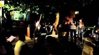 梁穎禮 talks about 菜園村 at《開放音樂》19 街頭音樂系列 Street Music Concert