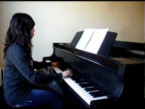 NYAN CAT PIANO COVER WOOT