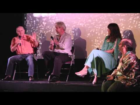 Sunday Panel from the Cinefamily Weekend