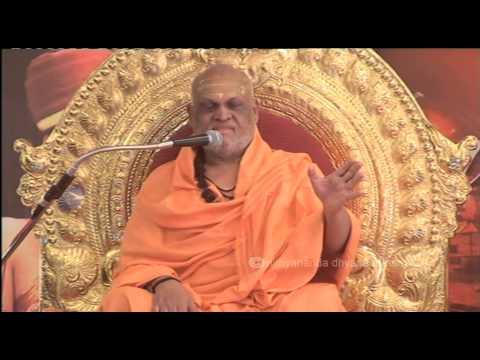 Paramahamsa Nithyananda Welcomes Mahamandaleshwar Vishweshwarananda