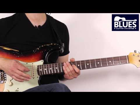Blues Guitar Lesson - 5 Steps to Better Blues