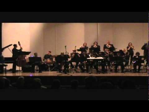 UMKC Jazz Concert - 3-31-14