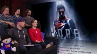 Batman: Arkham Knight Reveal Trailer! - Pre PAX East 2014 Show and Trailer! - Part 6