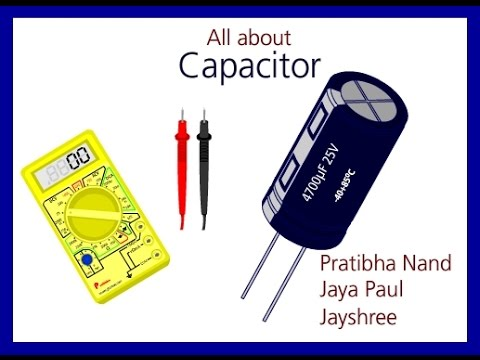 How to check capacitor ceiling fan table fan motor ac cooler how to check capacitor multi meter condenser discharge aravali gupta greentooth Images
