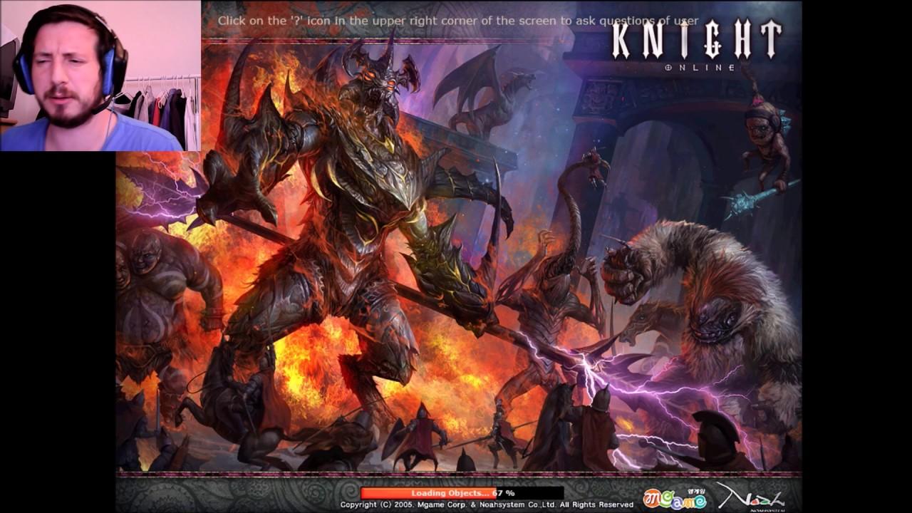 Knight online Timurleng  1 lvl dan char dizme Serisi  Bölüm 1