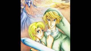 Link x Ilia: Lamentation of The Angels