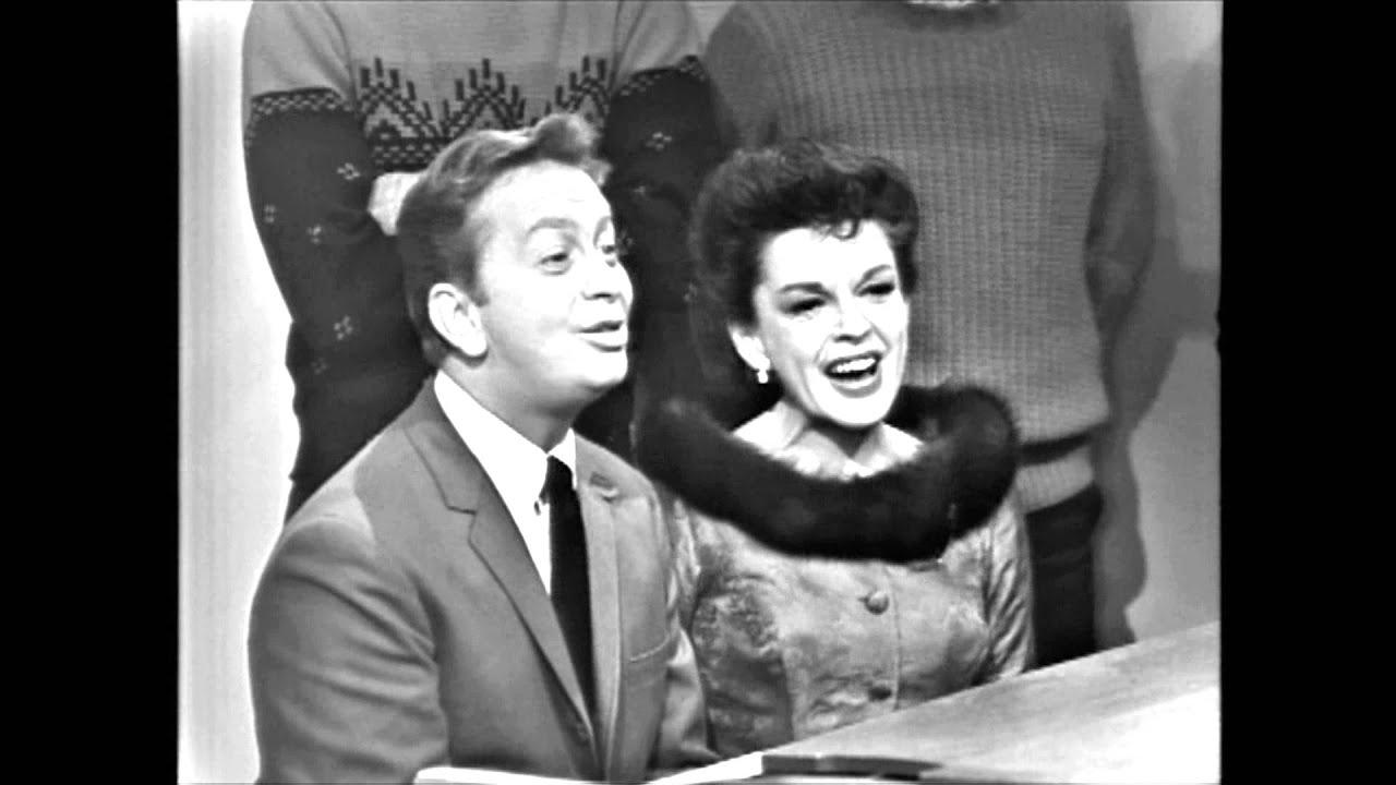 Judy Garland & Mel Tormé - The Christmas Song - YouTube