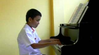 Clementi - Rondo Allegro di molto from Sonatina in G Op.36 No.5