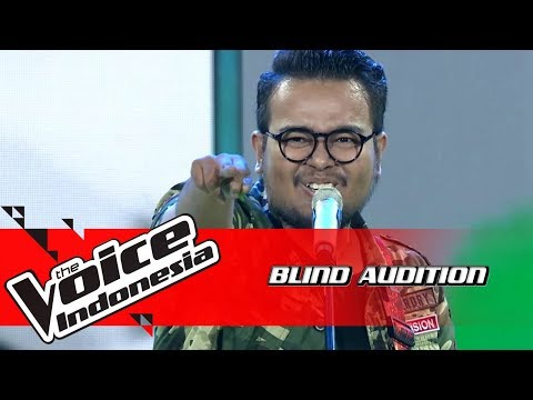Daniel - Stand By Me | Blind Auditions | The Voice Indonesia GTV 2018