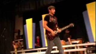 Christian Guitar Jump 2011