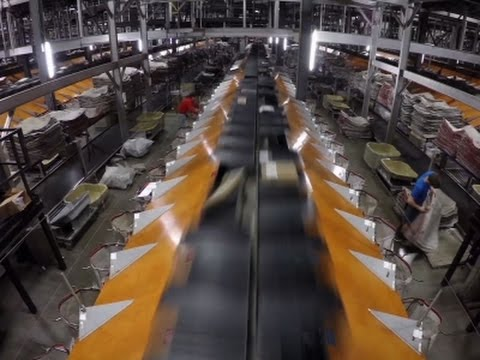 Shipping Mania: Delivering Millions of Gifts