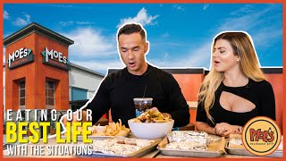 The Situations Shut Down Moe's Southwest Grill for Cheat Day | EATING OUR BEST LIFE