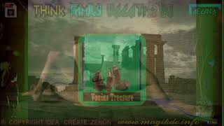 Vagias Treasure - LOST..STATUE  -by tFv