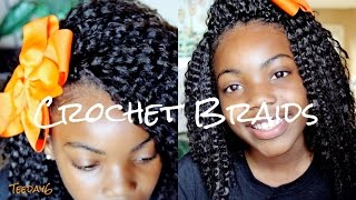 Crochet Braids (Little Girls Edition♥)