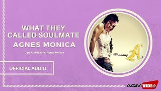 Agnes Monica - What They Called Soulmate | Official Audio