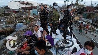 Typhoon Haiyan Kills Thousands in Tacloban, Philippines
