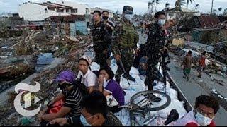 Typhoon Haiyan Kills Thousands in Tacloban, Philippines