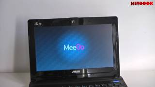 MeeGo Linux su Asus Eee PC X101 [eng sub]
