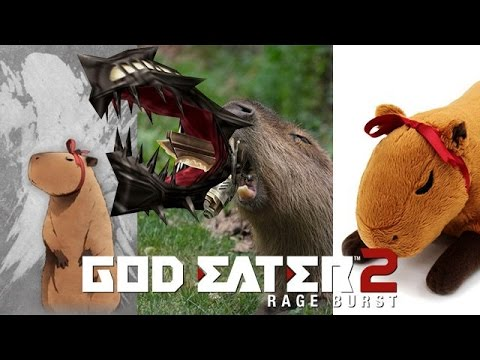God Eater 2: The Final Chow Down