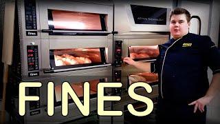 видео Промышленные конвекционные печи
