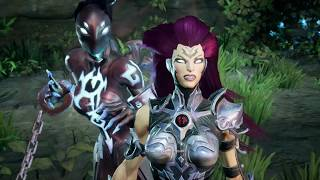 Darksiders 3 - Monster Plus WRATH Fights - UNCUT - FREE PlayStation Plus Game For September / Видео