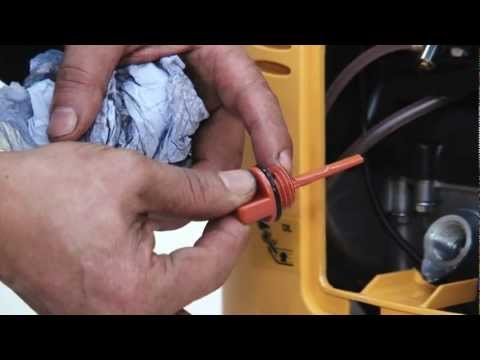 Kipor Digital Inverter Generator Oil Change - How To Covers