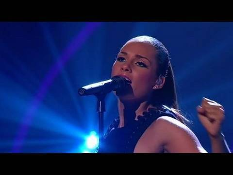 Alicia Keys  Britains Got Talent 2010  Semifinal 2